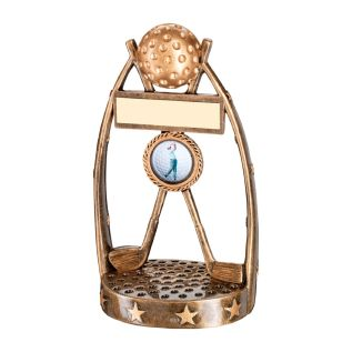 Resin Golf Award JR2-RF342