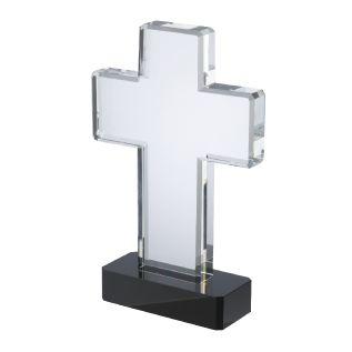 Black Glass Cross Award AC223