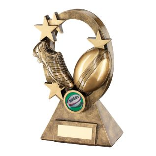 Rugby Trophy JR4-RF734