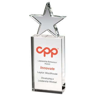 Corporate Recognition Star Award JB1800