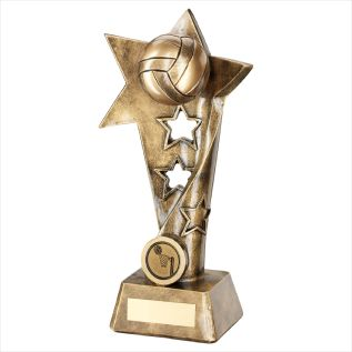 Netball Award JR16-RF652