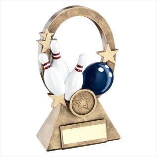 Ten Pin Trophy JR14-RF738