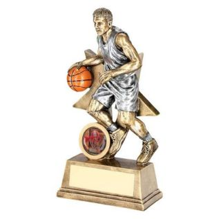 Basketball Trophies JR15-RF178