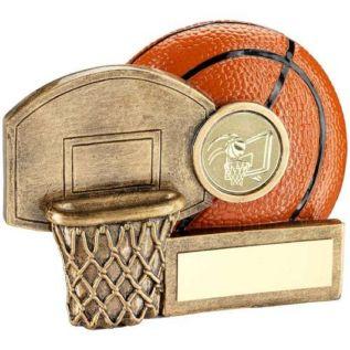 Basketball Trophy JR15-RF365