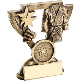Martial Arts Robe Trophy JR11-RF839
