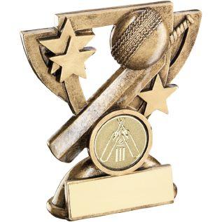 Resin Cricket Award JR6-RF812