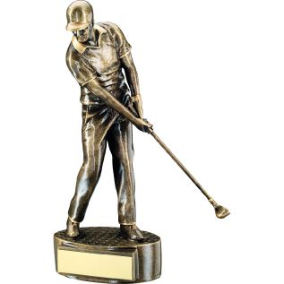 Resin Golf Award JR2-RF321