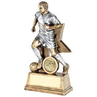 Male Football Trophy JR1-RF171