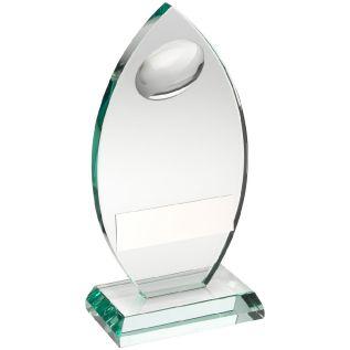 Glass Rugby Award JR4-TD444