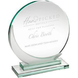 Clear Glass Award KG10