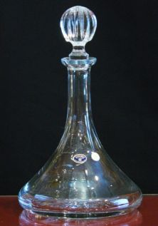 Round Ships Decanter SV0800