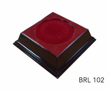 Lead Crystal Tulip Bowl