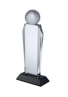 Glass Golf Award HC059