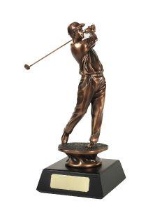 Bronze Finish Male Golfer Awards RW12