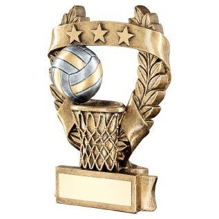 Netball Hoop Award JR16-RF468
