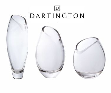 Dartington Curve Vase