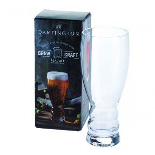 Real Ale Glass - Dartington Brew Craft