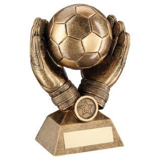 Football Trophies Goalkeeper Award JR1-RF311
