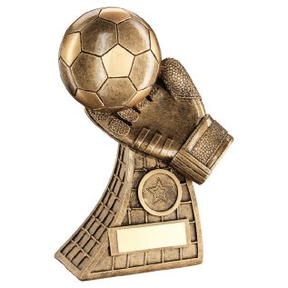 Football Trophies Goalkeeper Award JR1-RF599