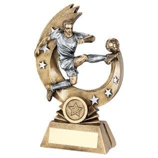 Male Football Trophy JR1-RF131