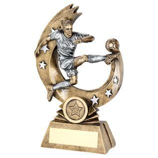 Female Football Trophies JR1-RF132