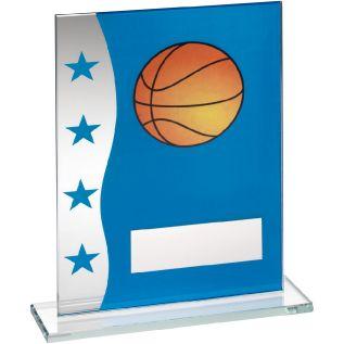 Glass Basketball Award JR15-TD648