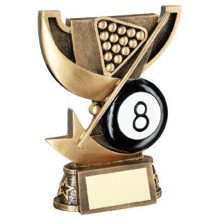 Snooker & Pool Trophies JR5-RF785