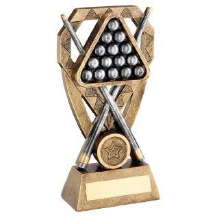 Snooker & Pool Trophies JR5-RF935