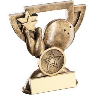 Ten Pin Trophy JR14-RF817