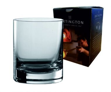 Engraved Whisky Glass - Dartington City Barware