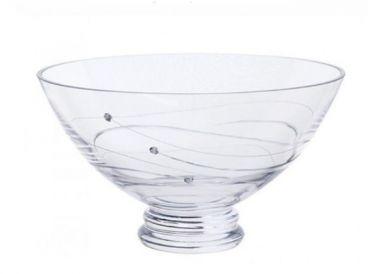 Glitz Footed Bowl BD2805