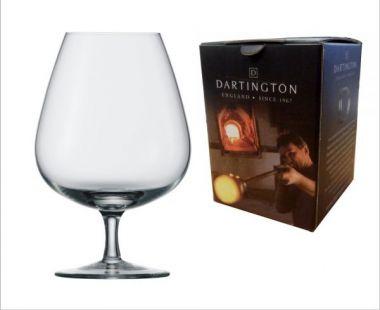 Engraved Brandy Glass - Dartington City