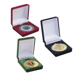 Deluxe Medal Box MB300