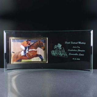 """Curved Photo Frame 6"""" x 4"""""""