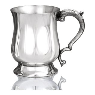 Georgian Pewter Tankard EP027