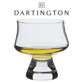 Engraved Whisky Tumbler - Dartington Armchair Sipper