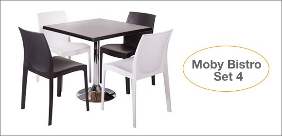 Moby Bistro Set