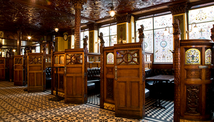 The Crown Booths