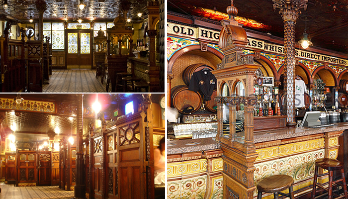 The Crown Saloon