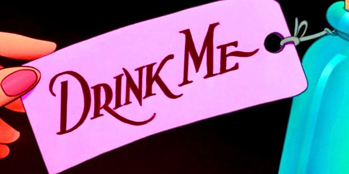 Tea Party Drink me