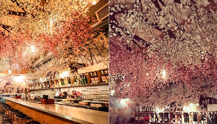 Cherry Blossom Dining