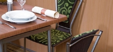Upholstered Cafe Chairs