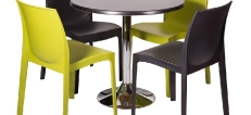 Poly Bistro Sets