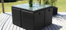 Outdoor Weave Tables