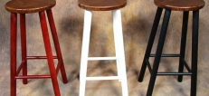 Pub and Bar Retro High Stools