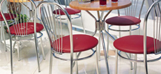 Cafe Chairs