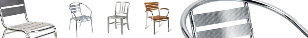 Aluminium Outdoor Chairs