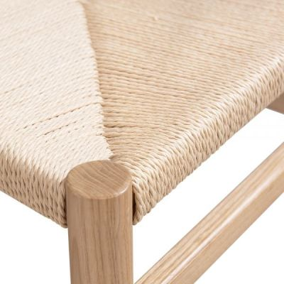 Paco Designer Dining Chair Seat Detail