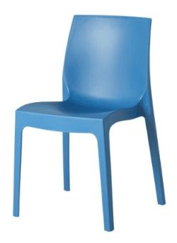 Mobey Chair In Blue
