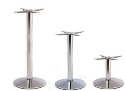 Chrome Dome Table Bases Version 1